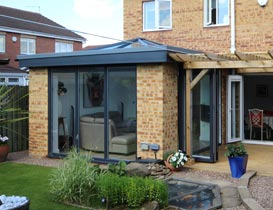 uPVC Roofing from JSS Installations