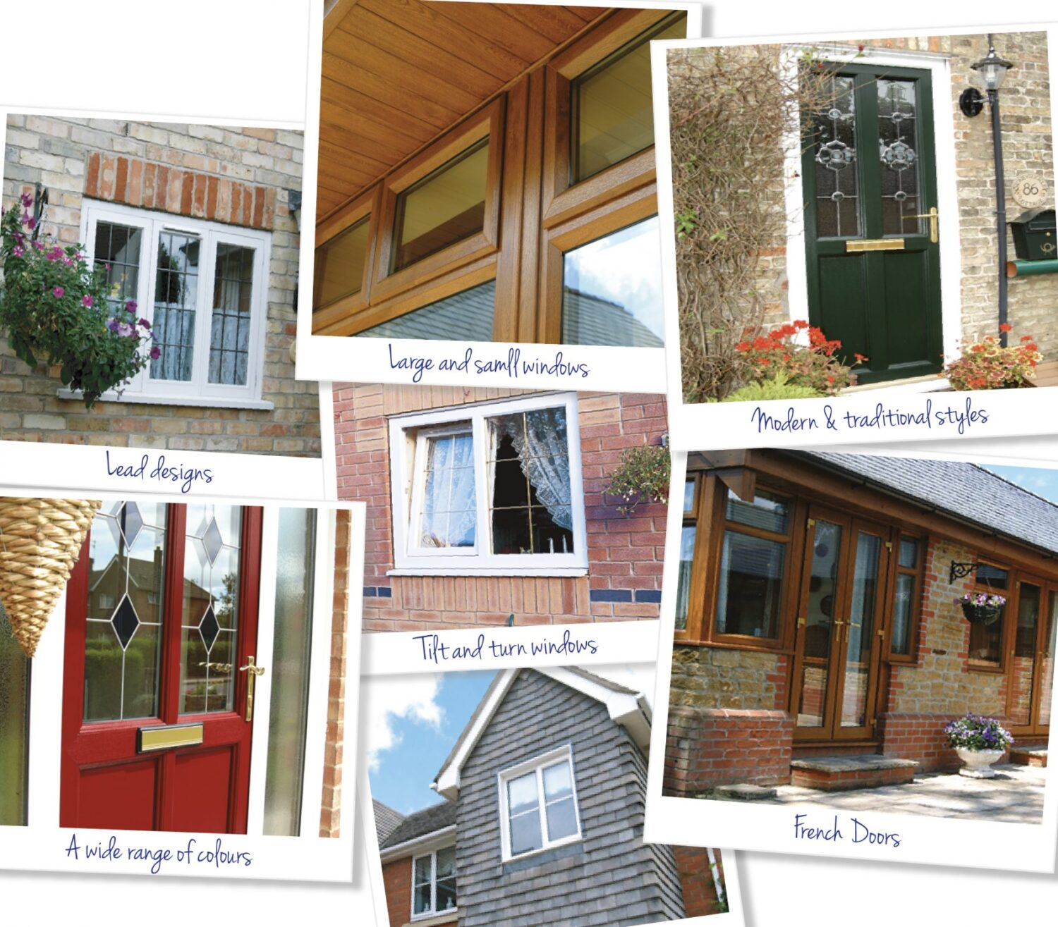 uPVC Windows & Doors Image Gallery