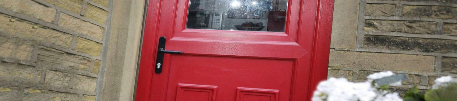 uPVC Stable Door from JSS Installations