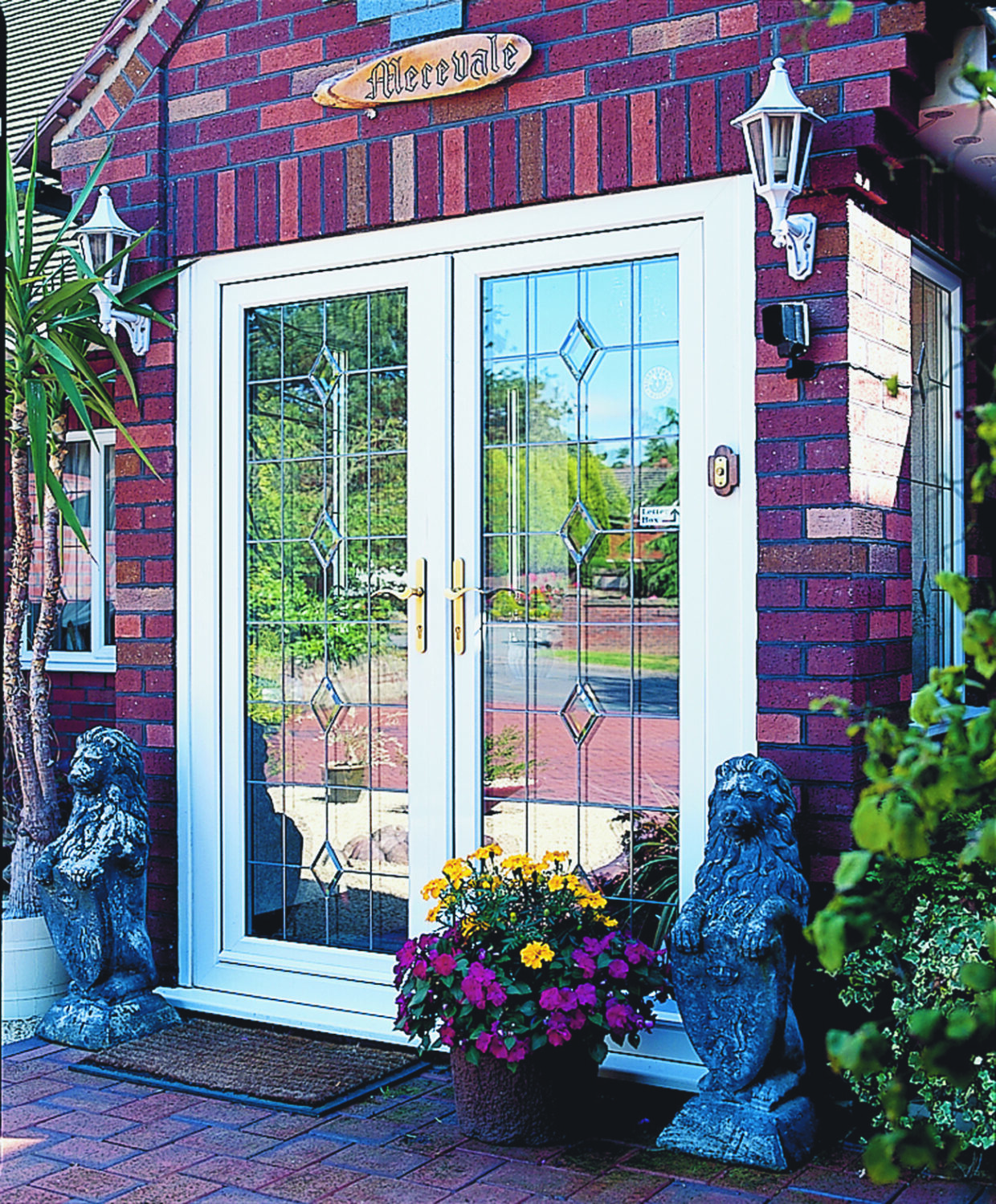 French doors jss installations ltd for Upvc french doors inward opening