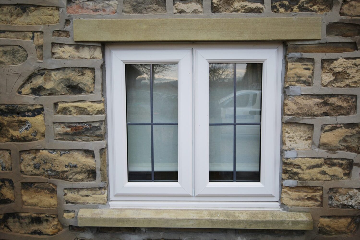 uPVC Casement Windows from JSS Installations