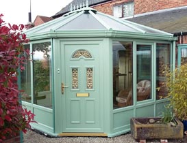 uPVC Conservatories from JSS Installations