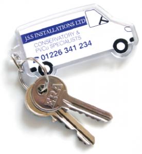 JSS Keys & Keyring
