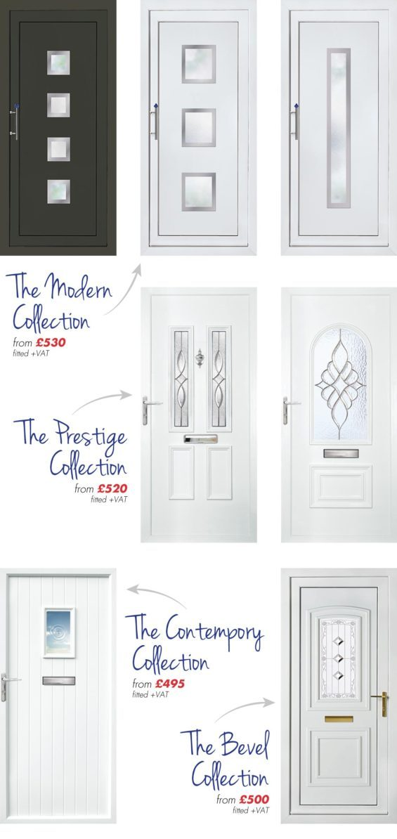 JSS uPVC Door Prices
