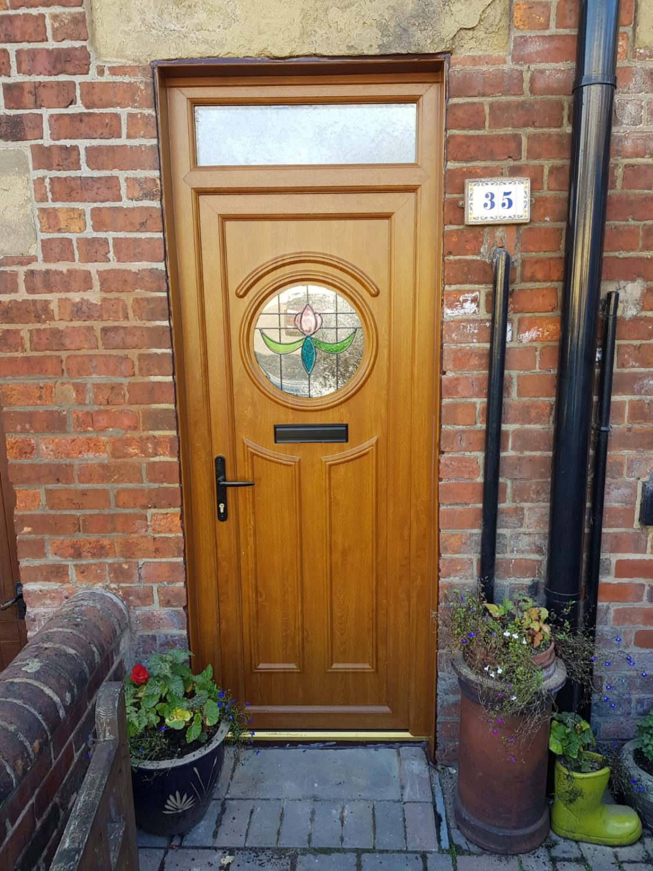 uPVC Doors from JSS Installations